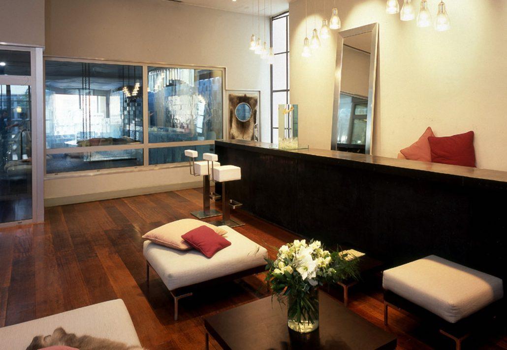 Hotel townhouse 12 claudia montevecchi studio for Design hotel 12