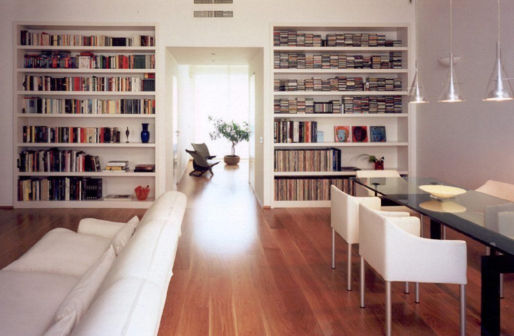classic interior Claudia Montevecchi Studio architettura interior